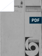Beomaster 1200 Service Manual