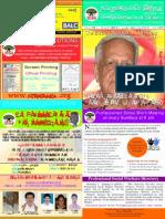 SOCIAL WORK MAGAZINE FEB ISSUE