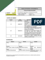 126PA06-PR05 Organizacion y Transfer en CIA Documental