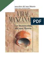Los Manuscritos Del Mar Muerto.vidal Manzanares
