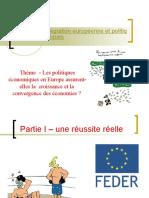 thème 2010 2011 une convergence des économies européennes