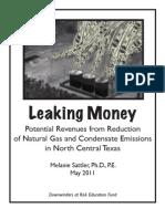 Leaking Money