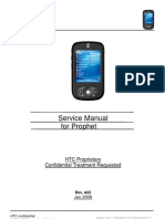 HTC Prophet Service Manual