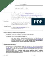UT Dallas Syllabus for phys2325.0u1.11u taught by Paul Mac Alevey (paulmac)