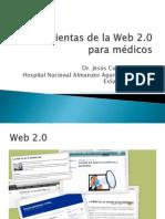 La Web 2.o en la labor diaria del médico