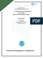 Telenor-Human Resource Management