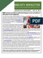 DAHHA eNewsletter Feb 2011