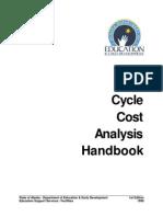 Building Life Cycle Cost Handbook
