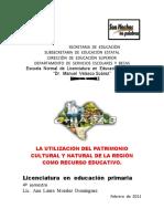 Asignatura Regional 1