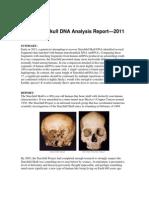 Starchild Skull - DNA Analysis Report 2011