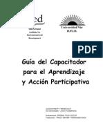 Guía del Capacitador para el Aprendizaje y Acción Participativa
