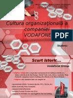 Cultura Organizationala Vodafone