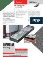 Foamglas - Insulating Blocks