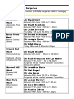 What's on in Haringey Libraries June 2011