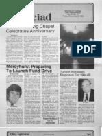 The Merciad, Dec. 9, 1983