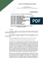 Exclusion des députés ANC au Togo
