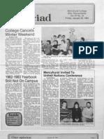 The Merciad, Jan. 20, 1984
