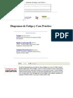 Diagramas de Fatiga y Caso Práctico - Apuntes de Ingeniería Mecánica 2