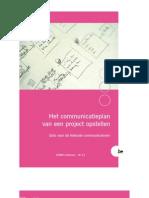 Communicatieplan Voor Een Project