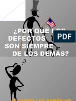 defectos