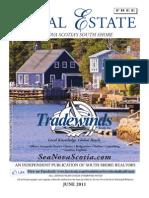 June 2011 Nova Scotia South Shore Real Estate Guide