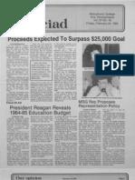 The Merciad, Feb. 24, 1984