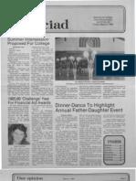 The Merciad, March 2, 1984