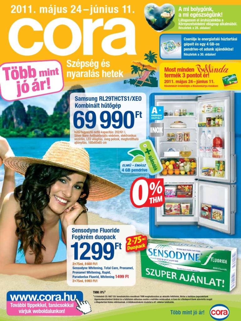 46af859c14 akciosujsag.hu - Cora, 2011.05.24-06.11