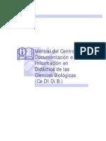 Manual Cedidib