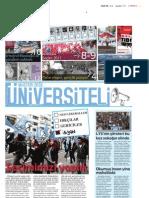 Üniversiteli Gazetesi Haziran 2011
