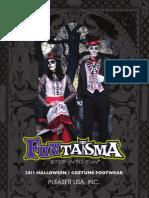Catalog Funtasma 2011