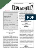 Lei Bases Educacao Portugues (2008)