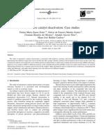 Automotive catalyst deactivation case studies