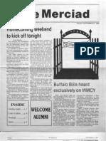 The Merciad, Sept. 21, 1984