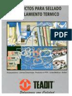 Catalogo Productos TEADIT