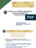 Desarrollo Estrategico Sector Municipal-Gobierno Local