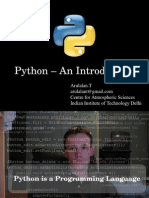 Lesson1_Python An Introduction