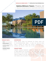 ValleyCrest Optima Biltmore Green Roof Case Study