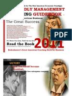 NDITC The Free Book of Success Wealth Liberty Freedom Capitalism Guide Manual Instruction Seminar Workbook Gregory Bodenhamer NDITC
