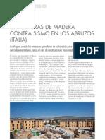 Estructuras de Madera Contra Sismos