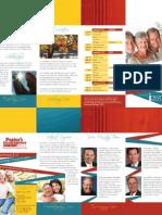 Pastor's Retreat 2011 Brochure