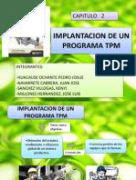 Implantacion de Un Programa Tpm