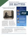 English Matters May 2011