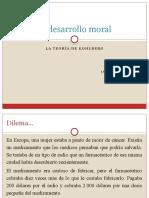 El Desarrollo Moral de Kohlberg