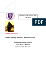 Islamic Theology an Introduction