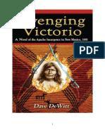 Avenging Victorio Screenplay