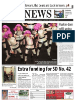 Maple Ridge Pitt Meadows News - May 20, 2011 Online Edition