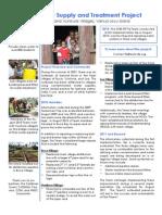 EWB-SFP Annual Report 2010 - Fiji Program