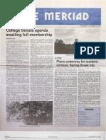 The Merciad, Oct. 10, 1985