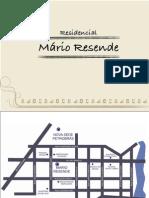 Mário Resende, Praia do Canto, Vitória-ES